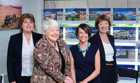 Estate Agents in Bovey Tracey